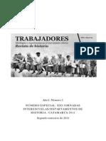 Anarquistas y socialistas en el movimiento huelguístico de 1900 a 1902