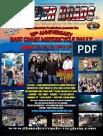 Thunder Roads Virginia Magazine - July 2013
