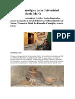 Museo Arqueológico de la Universidad Católica de Santa María
