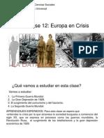 Clase 11 1era y 2da Guerramundial