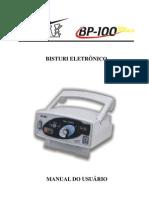 Manual do Usuário BP-100Plus Espanhol