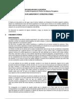 3er Lab Estructura Atómica