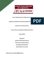 Implementacion y Configuracion de Iis