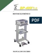 Manual do Usuário BP-400Plus