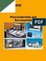 Terco Processtyrning-Servosystem SE Web