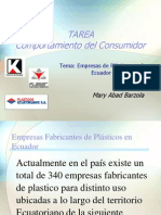 Tarea 1 Mary Abad- Empresa de Plasticos