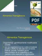 alimentos transgenicos 2012