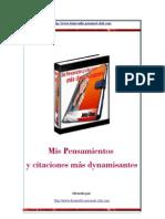 frases y citas español