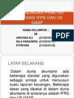 Perbandingan Praktek Akuntansi Ifrs Dan Us Gaap