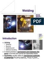 Welding Process Note