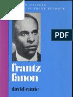 76107916 Frantz Fanon by David Caute 1