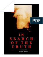 In Search of the Truth