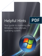 Windows Vista Tips Tricks
