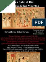 """El Juicio de Los Muertos en el Antiguo Egipto """"Libro de Salir al Día"""" """"Libro de los Muertos"""""""