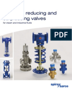 Pressure Reducing and Surplussing Valva-Spirax-Sarco