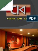 Cotton Knit Peru Grupo 4