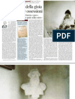 Le «Memorie di un pazzo» di Tolstoj lette da Pietro Citati - Corriere della Sera 02.07.2013