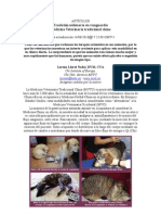 Terapias Orientales Para Animales