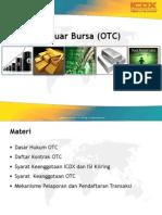 Transaksi Luar Bursa (OTC)
