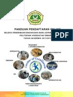 Panduan Pendaftaran Online Sipenmaru Jalur Umum 2013