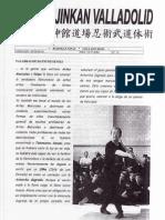 Primera Revista Bujinkan