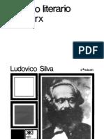Ludovico Silva El Estilo Literario de Marx 1975