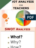 Swot - Presentation