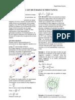 Física 3 por Hugo Medina Guzmán. Capítulo 4. Ley de Faraday e inductancia.