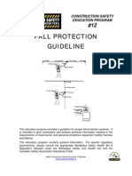 Fall Protection Guideline