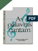 Carlos Augusto - As Palavras Cantam.pdf