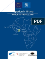 Ghana Profile 2009