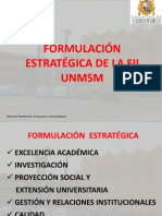 Diapositiva Del Plan Estrategico Grande Graficos