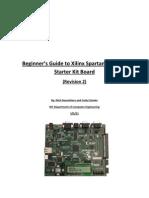 Spartan3E FPGA User Guide