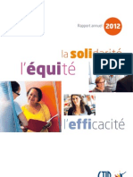 Rapport annuel 2012 du CTIP