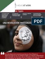 Una revolución traicionada #Egipto
