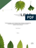 STRENGTHENING LOCUS STANDI IN PUBLIC INTEREST ENVIRONMENTAL.pdf