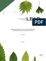 PUBLIC REGULATION OF THE USE OF PRIVATE LAND-nixon sifuna.pdf