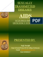 Sexually Transmitted Diseases by saji Joseph