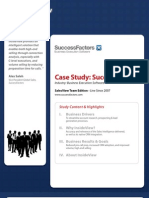CaseStudy SuccessFactors 022010 Finale