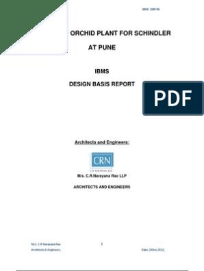 Schindler IBMS DBR | Security Alarm | Elevator