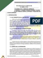 Tema 12 de La Guardia Civil.