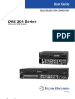 A101. Extron DVS304