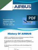 Abhishek Agarwal  Airbus