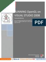 Uso de OpenGL en Visual C++