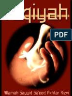 Taqiyah (Dissimulation) - Allamah Sayyid Saeed Akhtar Rizvi - XKP