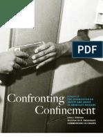Confronting Confinement - Vera Institute