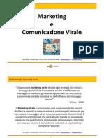 Marketing e comunicazione virale