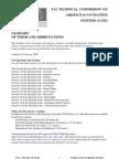 Airspc & NAV Sys Glossary