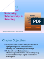 relationship in retailing
