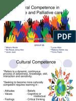 Cultural Hospice and Palliative Report